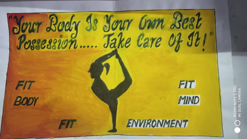 Fit India Movement Nilgiri School